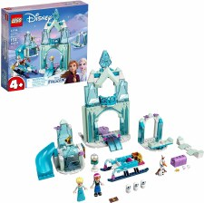 Lego Disney Anna And Elsas Frozen Wonderland 43194