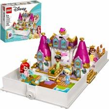 Lego Disney Ariel Belle Cinderella And Tianas Storybook Adv