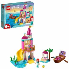 Lego Disney Ariel's Seaside Castle 41160
