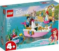 Lego Disney Ariels Celebration Boat 43191
