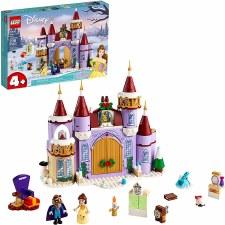Lego Disney Belles Castle Winter Celebration