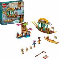 Lego Disney Raya Bouns Boat 43185