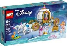 Lego Disney Cinderellas Royal Carriage 43192