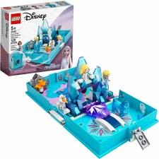 Lego Disney Elsa And The Nokk Storybook Adventure 43189