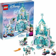 Lego Disney Frozen Elsas Magical Ice Palace 43172