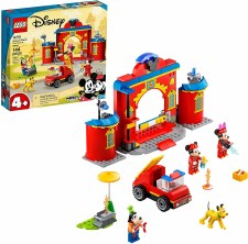 Lego Disney Mickey & Friends Fire Truck & Station 10776