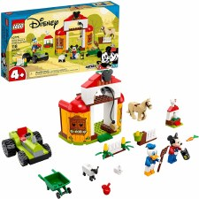 Lego Disney Mickey Mouse & Donald Ducks Farm
