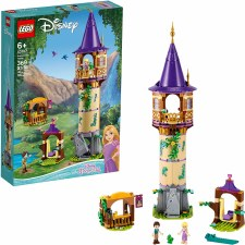 Lego Disney Rapunzels Tower