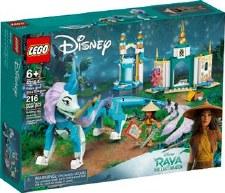 Lego Disney Raya Raya And Sisu Dragon 43184