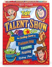 Disney Toy Story Talent Show Game