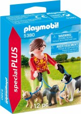 Playmobil Dog Walker 5380