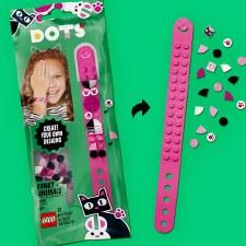 Lego Dots Funky Animals Bracelet