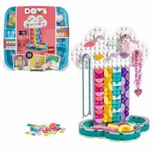 Lego Dots Rainbow Jewlery Stand