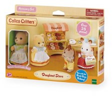 Calico Critters Doughnut Store Set