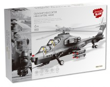 Dragon Blok Gunship Helicopter