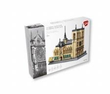 Dragon Blok Cathedral Notre Dame