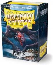 Dragon Shield Sleeve Black Matte 100pc