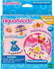 Aquabeads Dress Up Key Chain Set