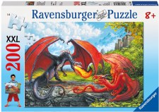 Ravensburger 200pc Duelling Dragons
