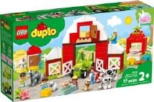 Lego Duplo Farm, Tractor & Animal Care