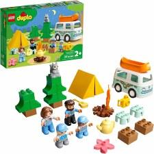 Lego Duplo Family Camping Van Adventure 10946