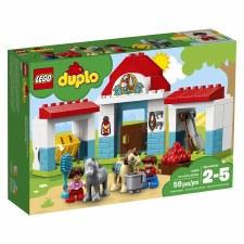 Lego Duplo Farm Pony Stable