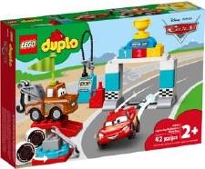 Lego Duplo Lightning Mcqueen's Race Day