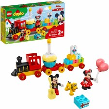 Lego Duplo Mickey And Minnies Birthday Train