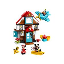 Lego Duplo Mickeys Vacation House 10889