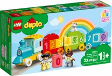 Lego Duplo Learn To Count Number Train
