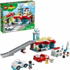 Lego Duplo Parking Garage And Car Wash 10948