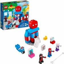 Lego Duplo Spiderman Headquarters 10940