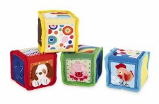 Early Years Soft Baby Blocks