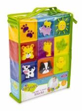 Early Years Squeak N Stack Blocks