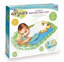 Early Years Jungle Fun Tummy Time Mat