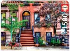Educa 1500pc Greenwich Village New York