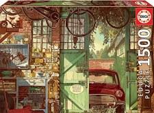 Educa 1500pc Old Garage