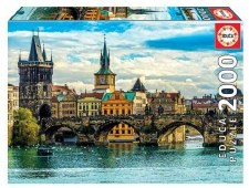Educa 2000pc View Of Prague
