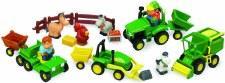 John Deere Kids Fun On The Farm Playset