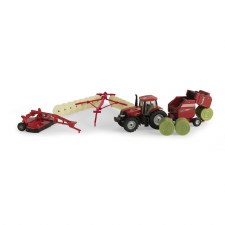Ertl Case Ih Haying Set