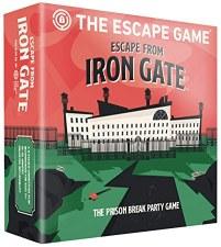 Escape From Iron Gate The Prison Break Party Game