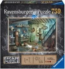 Ravensburger Escape Puzzle 759 The Forbidden Basement