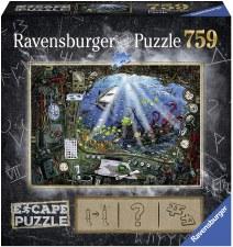 Ravensburger Escape Puzzle 759 Submarine