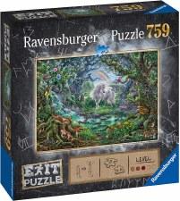Ravensburger Escape Puzzle 759 The Unicorn