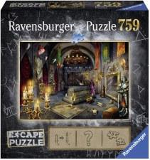 Ravensburger Escape Puzzle 759 Vampire Castle