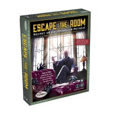 Escape The Room Secret To Dr Gravelys Retreat