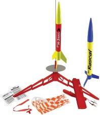 Estes Rascal & Hi Jinks Model Rocket Launch Kit