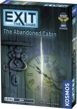 Exit The Game -- The Abandoned Cabin
