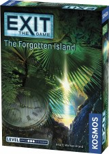 Exit The Game -- The Forgotten Island
