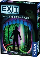 Exit The Game -- The Haunted Roller Coaster